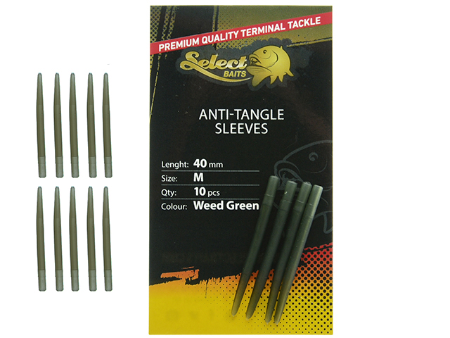 Select Baits Anti-tangle Sleeves