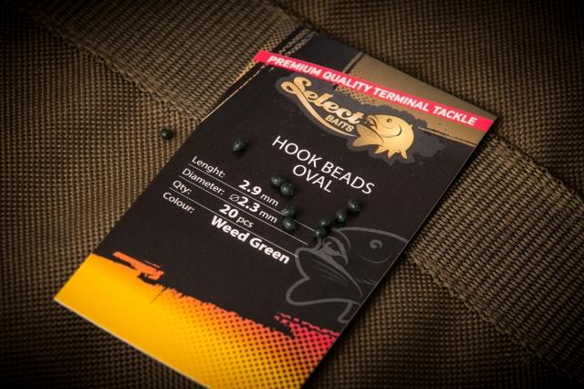 Select Baits Oval Hook Beads