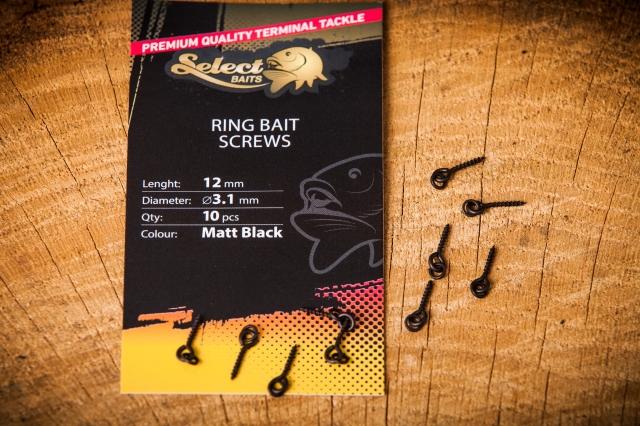 Select Baits Ring Bait Screws