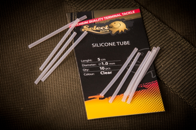 Select Baits Silicone Tube