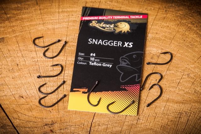 Select Baits Snagger XS Hooks