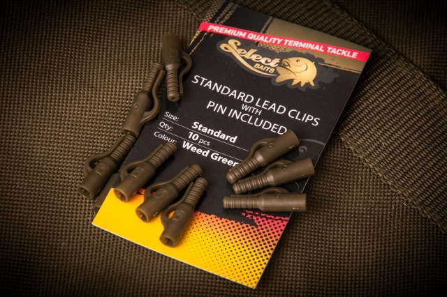 Select Baits Standard Lead Clips