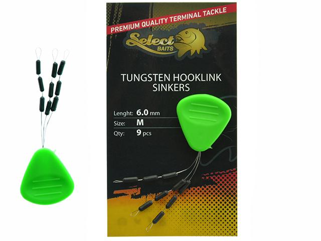 Select Baits Tungsten Hooklink Sinkers
