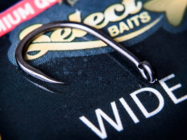 Select Baits Wide Gape Hooks