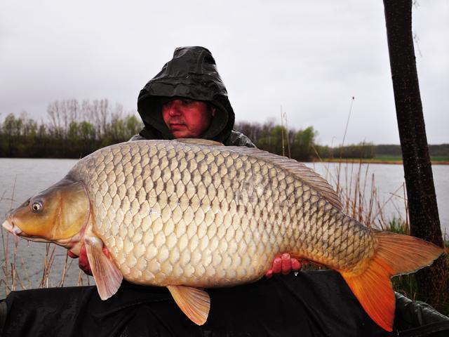 22.5kg in prima partida de pescuit a sezonului