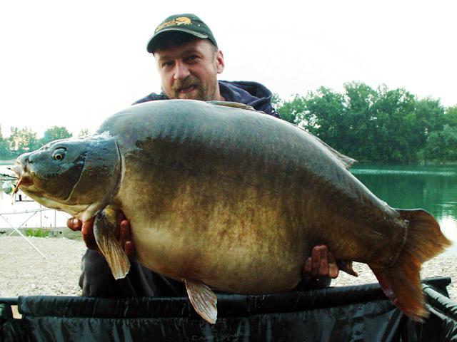 Belachan si Hot Fish pe lacul crapilor mari