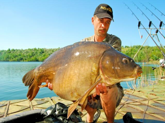 HOT FISH pentru crapi unguresti