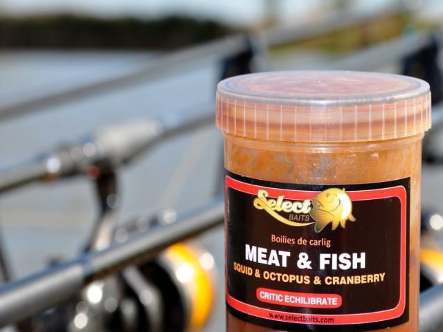 MEAT & FISH prinde bine la Teiu