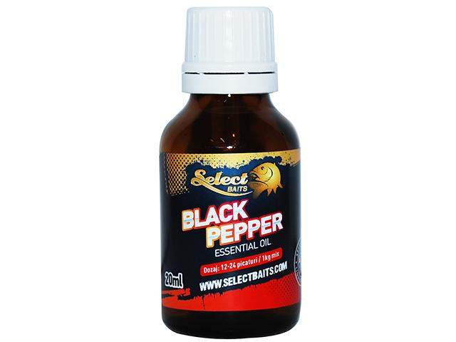 Black Pepper Essential Oil