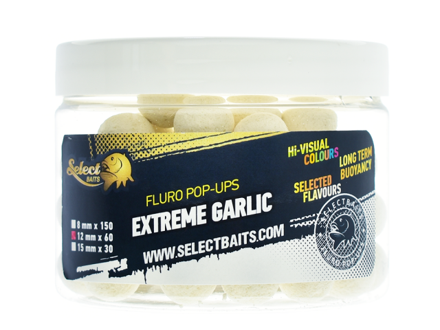 Extreme Garlic Pop-up