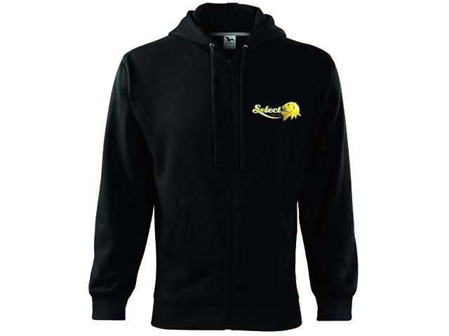 Hanorac Select Baits Zipper Black