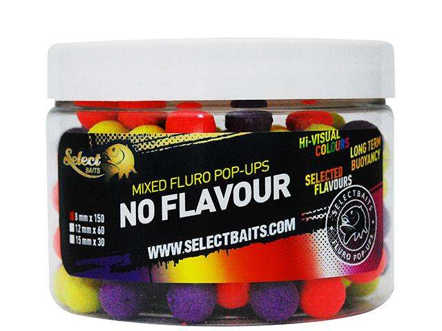 Mixed Fluro No Flavour Micro Pop-up