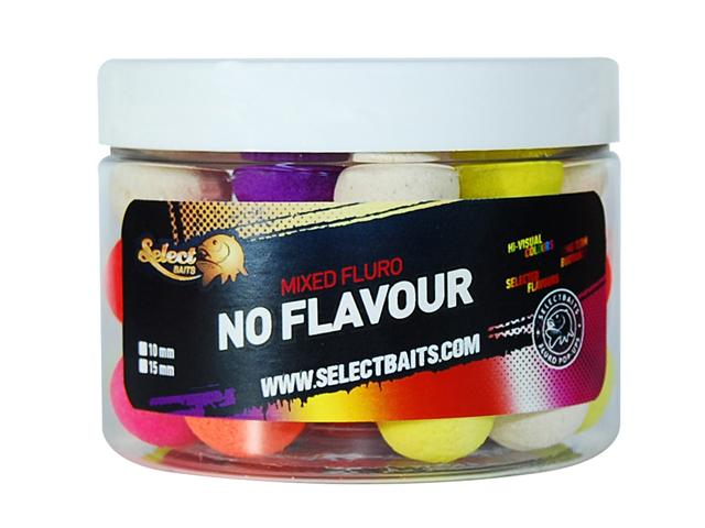 Mixed Fluro No Flavour Pop-up