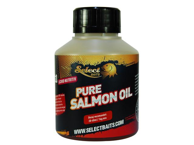 Pure Salmon Oil
