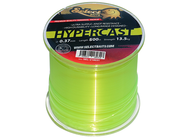 Select Baits HyperCast Neon Yellow