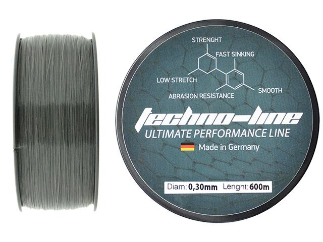 Select Baits Techno-Line Titan Grey