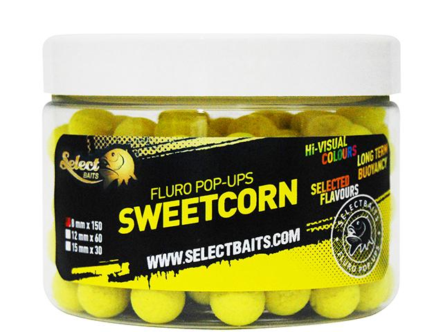 Sweetcorn Micro Pop-up