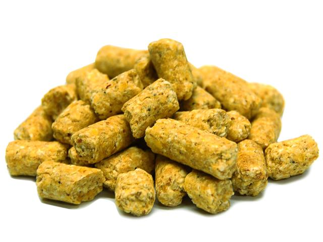 Yellow Corn Pellets